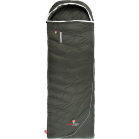 Grüezi-Bag Biopod DownWool Summer Comfort Sac de couchage, deep forest